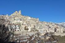 Castel del Monte, unser Wohnort der letzten Tage.