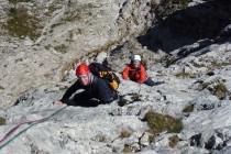 Super Fels und Genuss im NO-Pfeiler an der Östl. Mur de Piscadu.