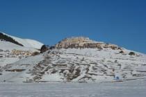 Am nächsten Tag ging es von Castelluccio zum Hauptgipfel des Gebietes, dem Monte Vettore 2476m.