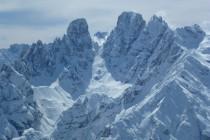 Als Skitour ein Klassiker: Die Cristalloscharte