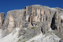 Der Boeseekofel besticht mit perfektem Fels.
