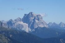 Monte Pelmo 3168m