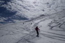Gipfelhang Mondeval...