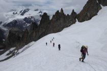 Zum Fünffingerstock 2995m ist am...