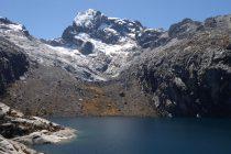 Akklimatisatioswanderung zur Laguna Churup 4450m