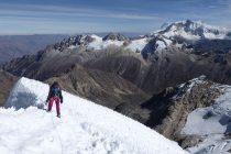 Gipfel Ishinca 5530m