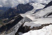 Blick vom Vorder Tierberg zum Sustenhorn