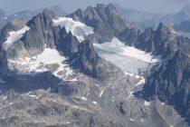 Fünffingerstock 2995m, unsere nächste Hochtour ;-)