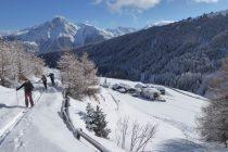 Am ersten Tag nach Schneefall...